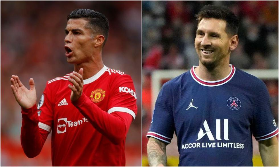 Cristiano Ronaldo y Lionel Messi son los jugadores que más dinero perciben en la actualidad. (Fotos: Agencias)