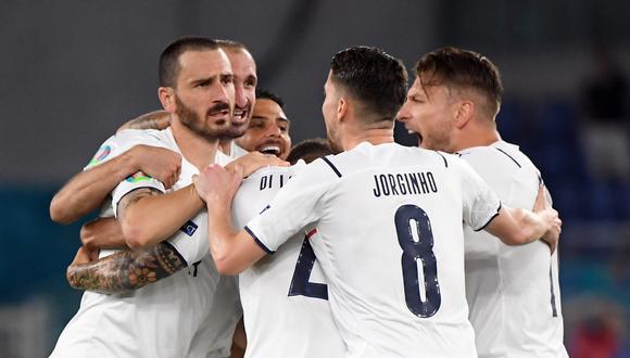 Italia vapuleó a Turquía en la Eurocopa 2020