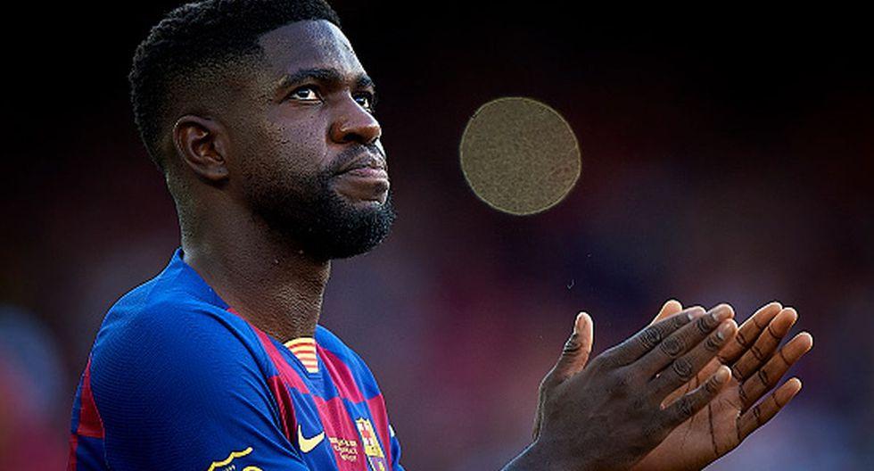 Samuel Umtiti lo ha ganado todo con la camiseta del Barcelona. (Foto: Getty Images)