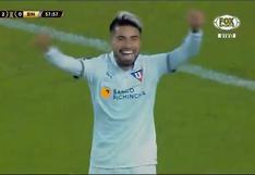 Adolfo Muñoz marcó un doblete para el 4-0 de Liga de Quito ante Deportivo Binacional [VIDEO]
