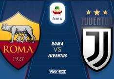 ESPN GRATIS, Juventus vs. Roma EN VIVO con Cristiano: incidencias por Serie A