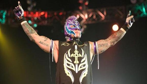 """Rey Mysterio sobre la final de la Liga MX: """"Voy con Cruz Azul, se acaba la maldición"""". (WWE)"""
