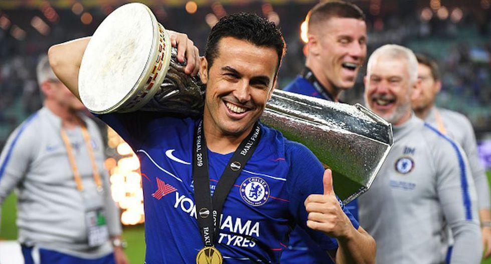 Final Europa League 2019: gol ante el Arsenal. (Getty)