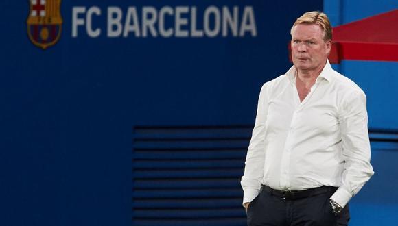 Ronald Koeman no tuvo una buena relación con el egipcio Mido en su paso por Ajax. (Foto: EFE)