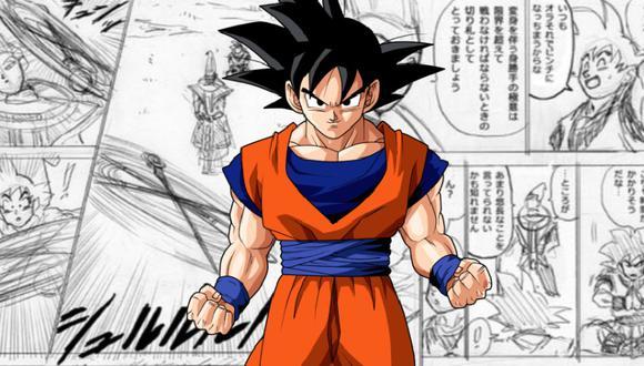 Dragon Ball Super: mira las viñetas filtradas del episodio 71 del manga