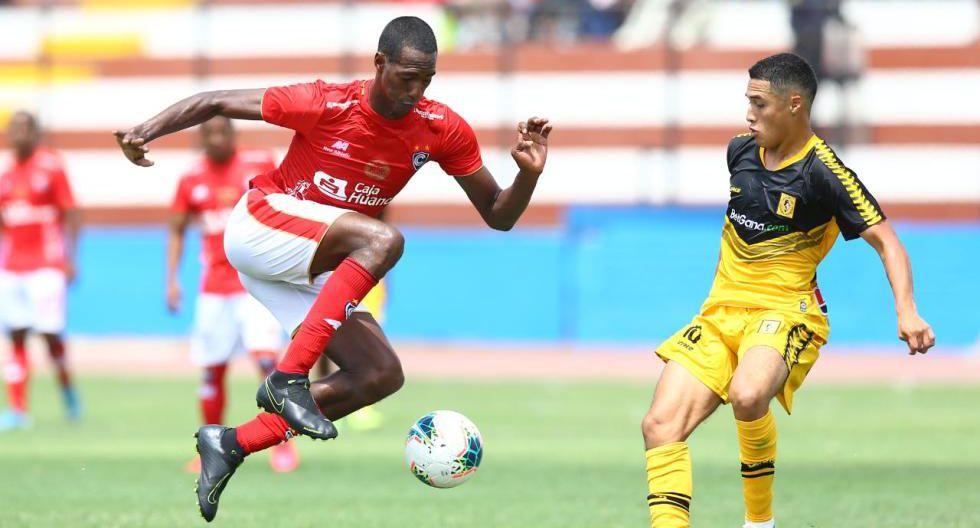 Cantolao se impuso a Cienciano en la primera fecha del Torneo Apertura. (Fotos: Fernando Sangama)