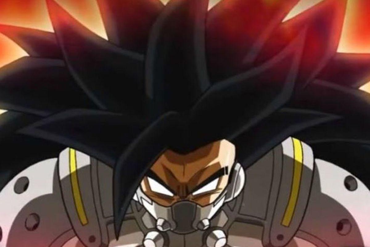 Dragon Ball Heroes El Saiyajin Malvado Se Confirma Como Villano
