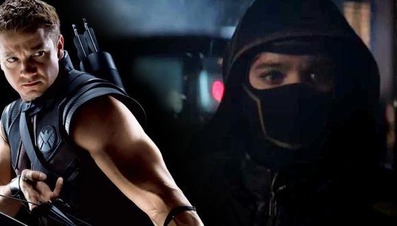 La razón por la que Kate Bishop viste como Ronin en vez de Hawkeye