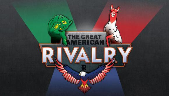 "Dota 2: Quincy Crew y CR4ZY juegan la final de ""The Great American Rivalry"""