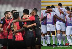 Melgar vs. Metropolitanos EN VIVO por DirecTV Sports: minuto a minuto del partido por Copa Sudamericana