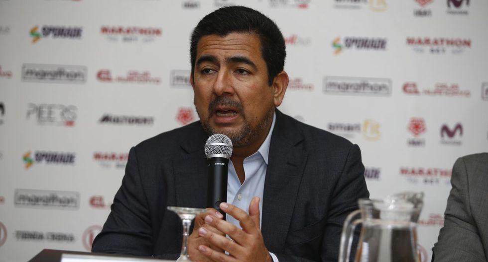 Moreno se pronunció sobre el caso Cantoro. (Foro: GEC)