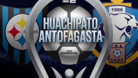 Huachipato parte con ventaja en el inicio de la revancha de la serie tras vencer por la mínima al Antofagasta en la ida. (Depor)