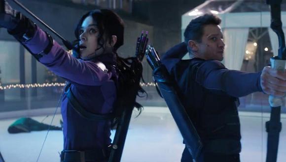 Marvel estrena tráiler extendido de de Hawkeye y confirma su fecha de estreno. (Foto: Marvel Studios/ Disney+)