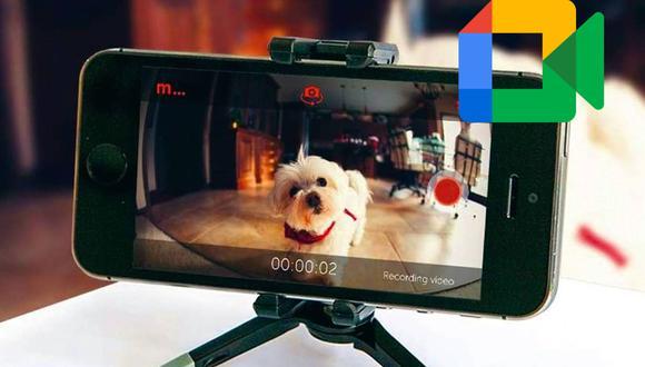 Cómo utilizar la cámara de tu celular como web cam en tu computadora para realizar videollamadas por Google Meet (Foto: Archivo)