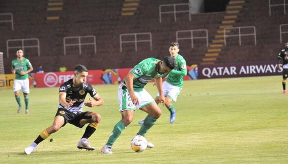 Cusco FC venció a Audax Italiano por Copa Sudamericana (Foto: Alan Mayta)