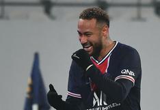 En su primer partido del 2021: Neymar anota y le da el título de la Supercopa de Francia al PSG [VIDEO]