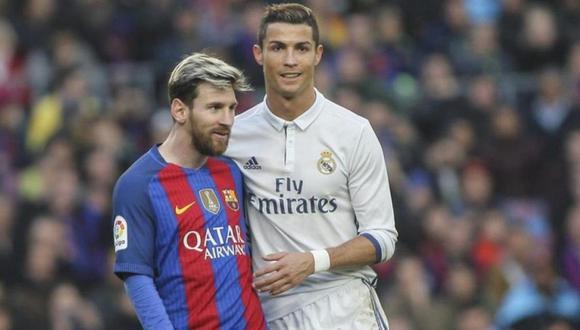 Resto Del Mundo Lionel Messi Y Cristiano Ronaldo Arsene Werner Senalo Que La Generaci Noticias Depor Peru