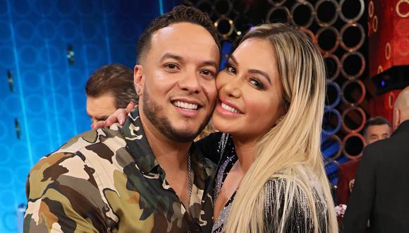 Chiquis Rivera y Lorenzo Méndez se casaron en el verano de 2019. (Foto: Chiquis Rivera/ Instagram)
