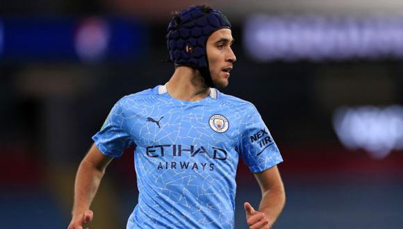 Eric García tiene contrato con Manchester City hasta mediados del 2021. (Foto: AFP)