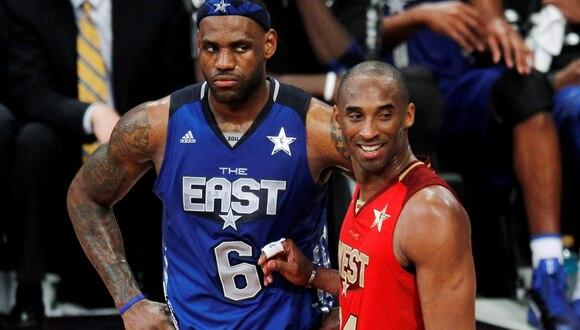 LeBron James es uno de los capitanes del All-Star Game. (Foto: Agencias)