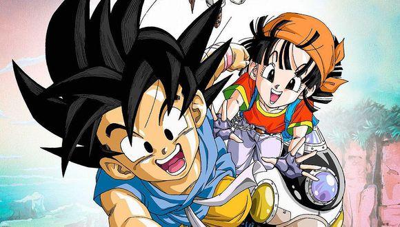 Gokú reanuda sus aventuras en un nuevo manga de Dragon Ball GT. (Foto: Captura)