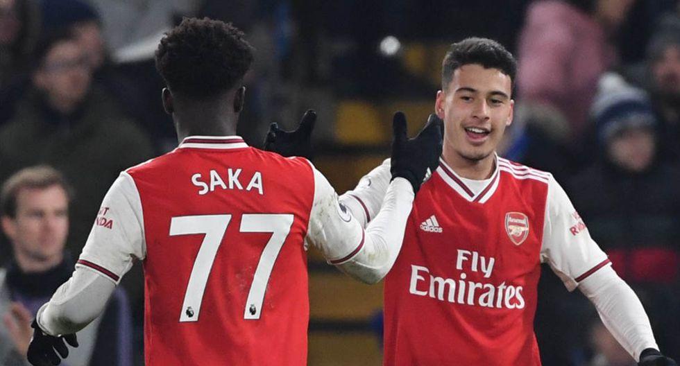 Arsenal FC juega contra AFC Bournemouth por la FA Cup. Conoce las horas y canales TV para ver todos los partidos de hoy, lunes 27 de enero. (AFP)