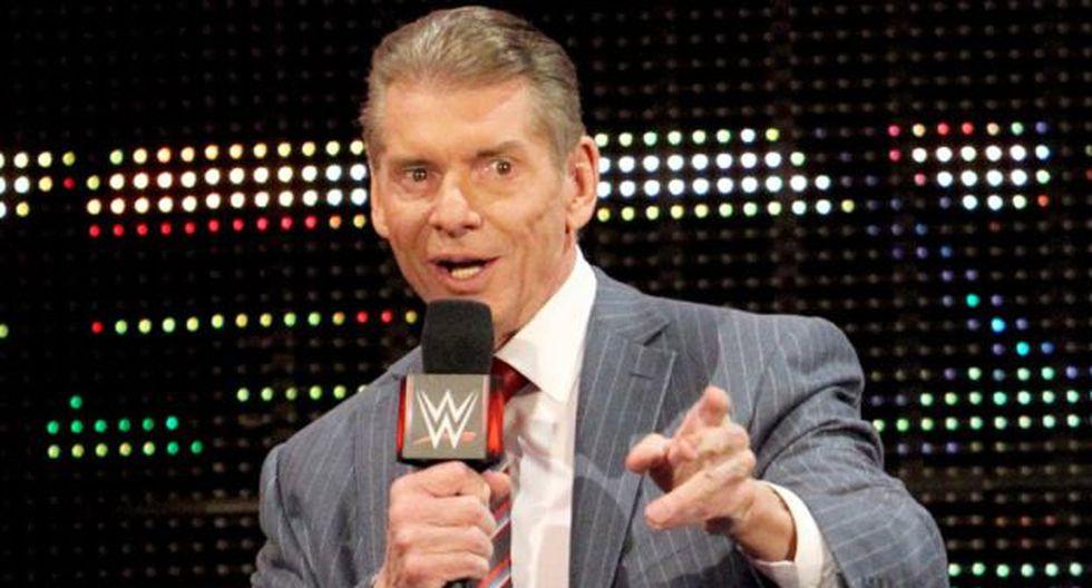 Vince McMahon tomó las riendas de la WWE en 1982. (WWE)