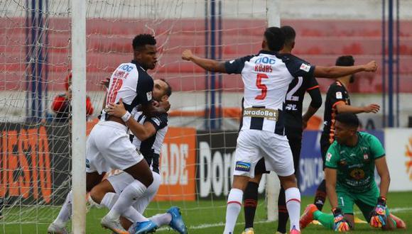 Alianza Lima vs. Ayacucho FC en el Iván Elías Moreno por la Liga 1 (Foto: Liga 1)