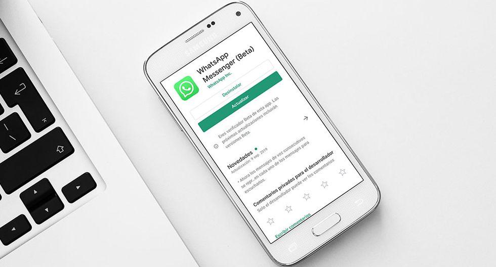 ¿Sabes la razón por la que debes actualizar tu WhatsApp? Entérate ahora mismo. (Foto: WhatsApp)
