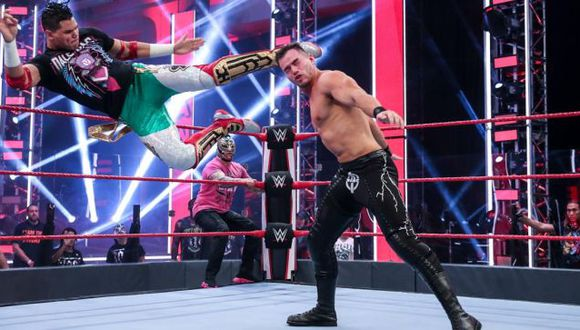 Reportan más casos positivos por coronavirus en WWE durante pruebas esta semana. (WWE)
