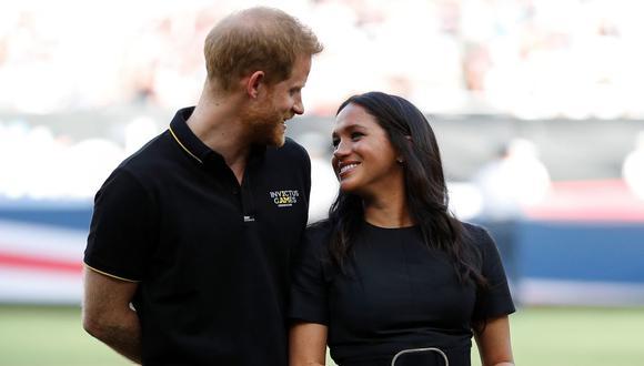 """El libro """"Encontrando la libertad: Harry y Meghan y la formación de una familia real moderna"""" se lanzará en agosto de este año. (AFP)."""