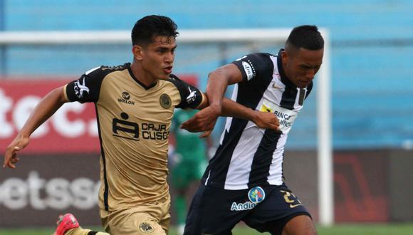 Alianza Lima y Cusco FC tienen números parejos en sus últimos 10 encuentros. (Foto: Liga de Fútbol Profesional)