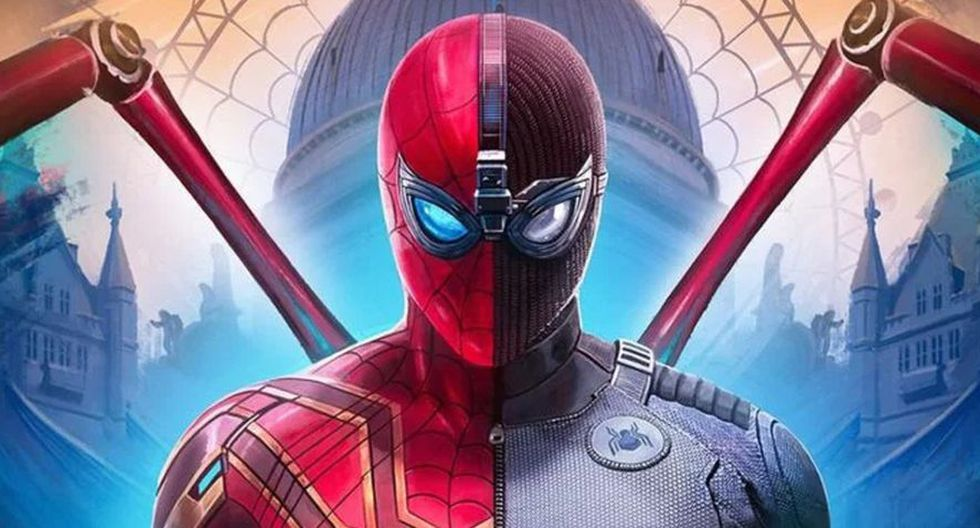 Spider-Man: Far From Home (Sony Pictures)