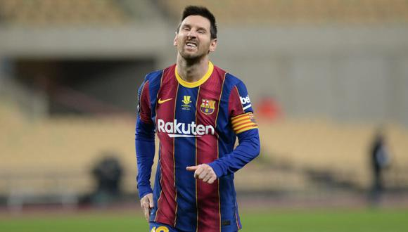 Lionel Messi lleva once goles en la actual temporada de LaLiga. (Foto: AFP)