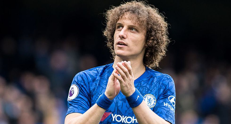 El anterior contrato de David Luiz finalizaba al término de la actual temporada. (Getty)