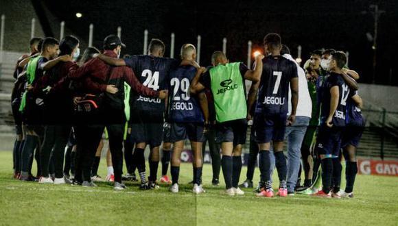 Bus de Carabobo FC recibió impactos de bala en su regreso a  Valencia. (Foto: Carabobo FC)