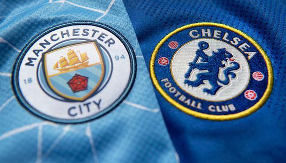 Chelsea y Manchester City definen al campeón de Europa en Porto. (Getty)