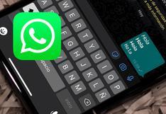 WhatsApp y el truco para cambiar las letras de tus conversaciones sin programas
