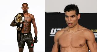 Israel Adesanya y su eufórico baile tras acabar con Paulo Costa en el UFC