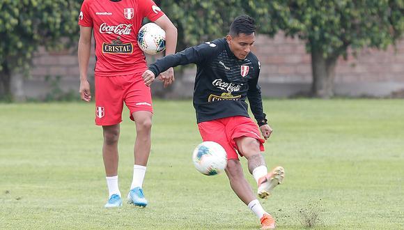 Kevin Sandoval debutó con Ayacucho FC en 2017 (Foto:GEC)