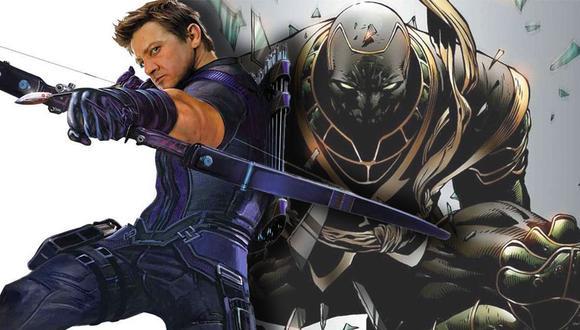 Hawkeye Ronin (Foto: Internet)