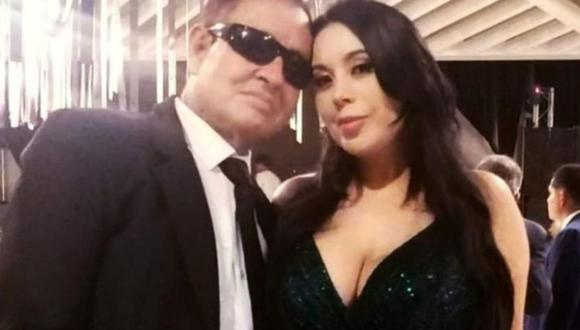 Sammy Pérez tenía en mente casarse con Zuleika Garza (Foto: Instagram)