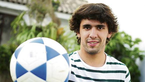 Juan Diego Gutierrez se convirtió en el nuevo refuerzo de Carlos Stein. (GEC)