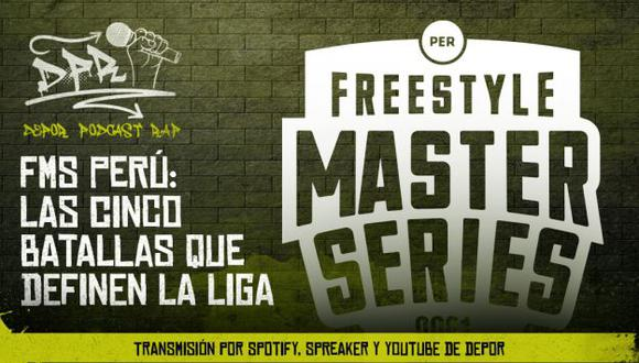 Un nuevo episodio de Freestyle como todas las semanas. (Foto: Depor)