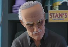 "Stan Lee: su cameo en ""Spider-Man: Into the Spider-Verse"" escondió un triste secreto"
