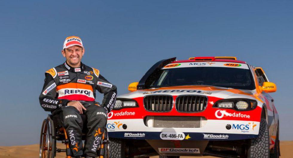 (Repsol Rally Team)