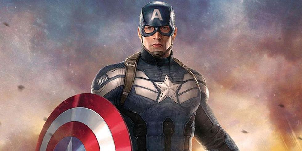 Capitán América de Chris Evans (Marvel)