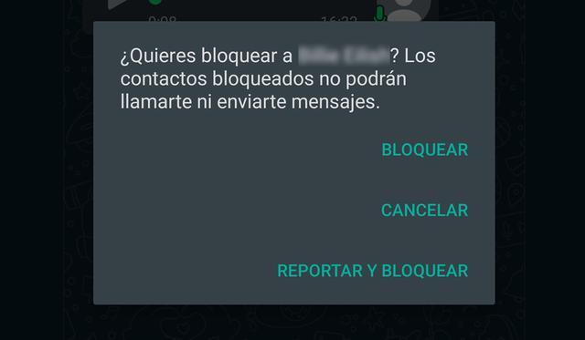 De esta manera podrás saber quién te tiene bloqueado en WhatsApp. (Foto: WhatsApp)