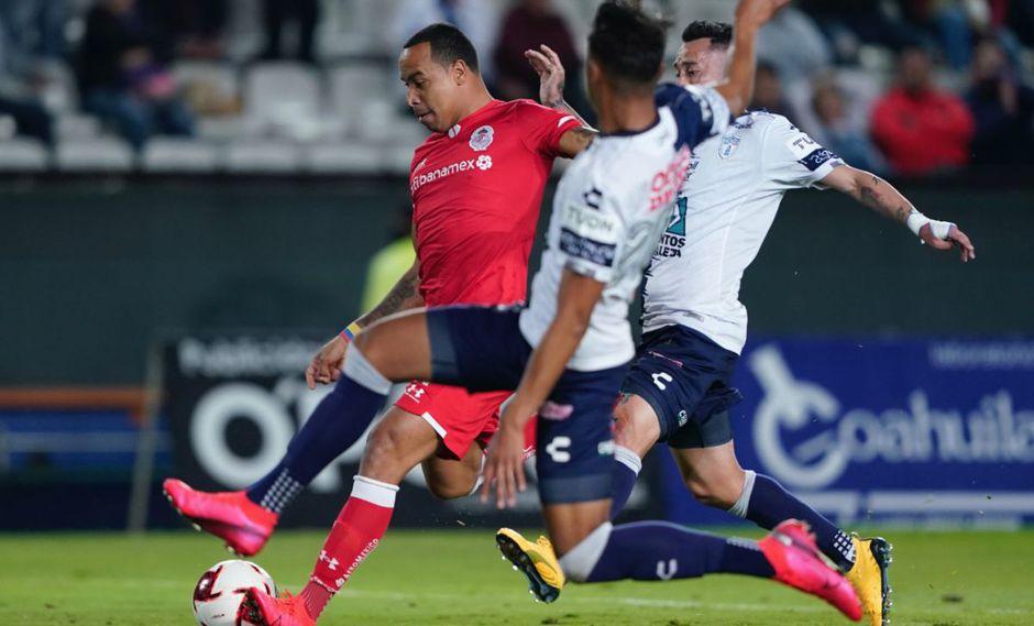 Pachuca y Toluca igualaron 2 a 2 en el Hidalgo por cuartos de final de Copa MX 2020.