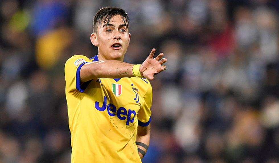 Paulo Dybala – Argentina. (Foto: Getty Images)